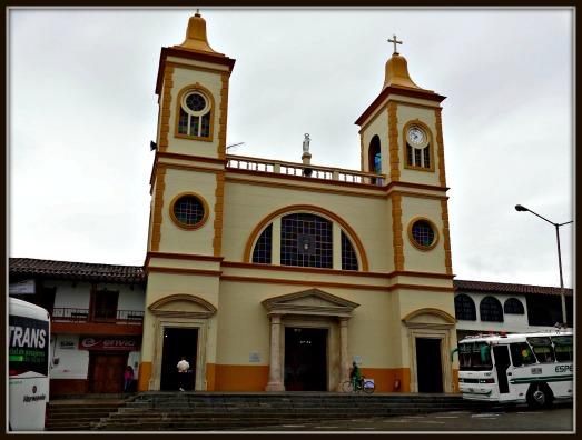iglesia de la union