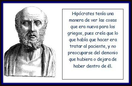 Pensamiento Sobre Hipócrates Pensamientos De Vida